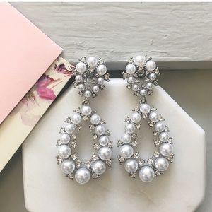 Jewelry - Chandelier bridal earrings